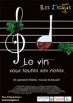 Le Vin sous toutes ses notes